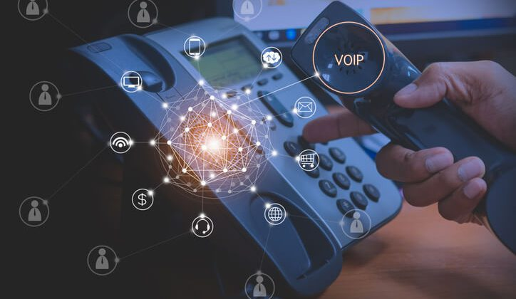 A concept, showing what is VOIP?