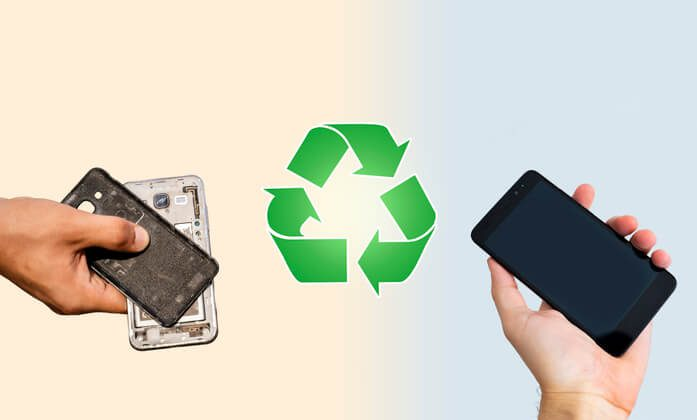 Mobile Phone Recycling